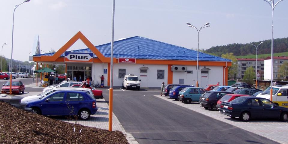 PLUS Luhaüovice dokonüen† stavba 005